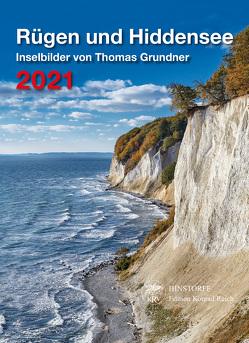 Rügen und Hiddensee 2021. Inselbilder von Grundner,  Thomas, Reich,  Lydia