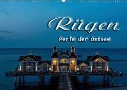 Rügen (Wandkalender 2019 DIN A2 quer) von Portenhauser,  Ralph