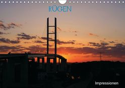 Rügen (Wandkalender 2019 DIN A4 quer) von Wil.Hill