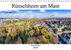 Rüsselsheim am Main (Wandkalender 2019 DIN A4 quer) von meinert,  thomas