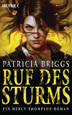 Ruf des Sturms von Briggs,  Patricia, Lamatsch,  Vanessa