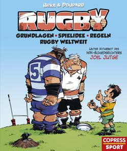Rugby von Beka, Jutge,  Joel, Poupard