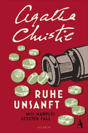Ruhe unsanft von Christie,  Agatha, Schoenfeld,  Eva