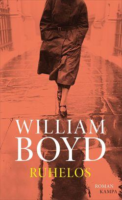 Ruhelos von Boyd,  William, Hirte,  Chris