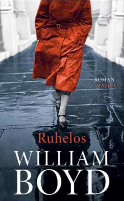 Ruhelos von Boyd,  William, Hirte,  Chris