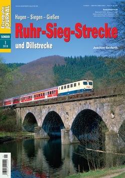 Ruhr-Sieg-Strecke von Seyferth,  Joachim