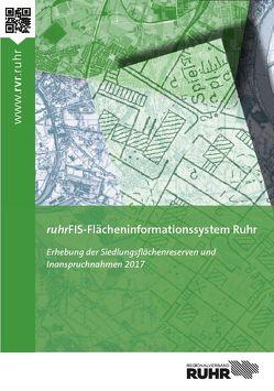 ruhrFIS-Flächeninformationssystem Ruhr von Alfken,  Christoph, Iwer,  Nicole