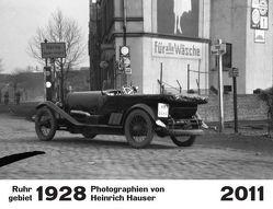 Ruhrgebiet 1928. Photographien von Heinrich Hauser. von Hauser,  Heinrich, Rossmann,  Andreas