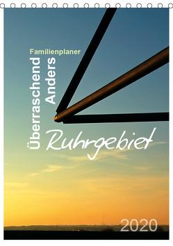 Ruhrgebiet – Überraschend – Anders (Tischkalender 2020 DIN A5 hoch) von Düll,  Sigrun