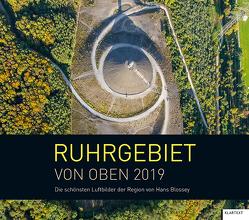 Ruhrgebiet von oben 2019 von Blossey,  Hans
