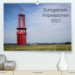 Ruhrgebiets-Impressionen 2021 (Premium, hochwertiger DIN A2 Wandkalender 2021, Kunstdruck in Hochglanz) von Becker,  Thomas