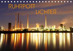 RUHRPOTT LICHTER (Tischkalender 2021 DIN A5 quer) von Joecks,  Armin