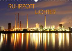 RUHRPOTT LICHTER (Wandkalender 2019 DIN A3 quer) von Joecks,  Armin