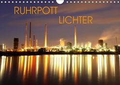 RUHRPOTT LICHTER (Wandkalender 2019 DIN A4 quer) von Joecks,  Armin