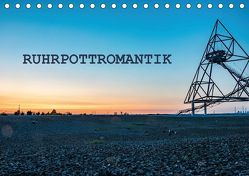 Ruhrpottromantik (Tischkalender 2018 DIN A5 quer) von van de Loo,  Moritz
