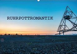 Ruhrpottromantik (Wandkalender 2018 DIN A2 quer) von van de Loo,  Moritz
