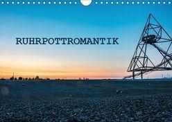 Ruhrpottromantik (Wandkalender 2019 DIN A4 quer) von van de Loo,  Moritz