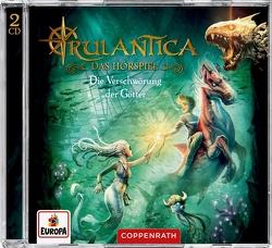 Rulantica Bd. 2 (2 CDs) von Hanauer,  Michaela, Nach einer Idee von Michael Mack,  Jörg Ihle und Tobias Mundinger, Vogt,  Helge