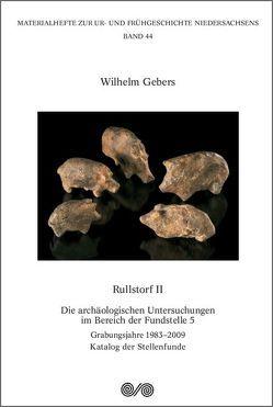 Rullstorf II von Gebers,  Wilhelm