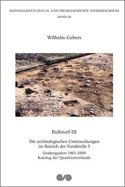 Rullstorf III von Gebers,  Wilhelm