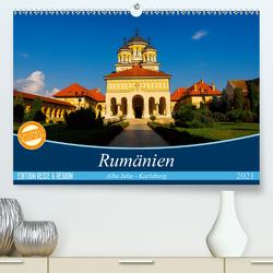 Rumänien, Alba Iulia – Karlsburg (Premium, hochwertiger DIN A2 Wandkalender 2021, Kunstdruck in Hochglanz) von Hegerfeld-Reckert,  Anneli