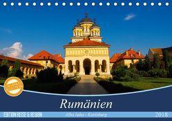 Rumänien, Alba Iulia – Karlsburg (Tischkalender 2018 DIN A5 quer) von Hegerfeld-Reckert,  Anneli
