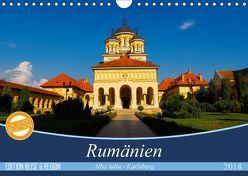 Rumänien, Alba Iulia – Karlsburg (Wandkalender 2018 DIN A4 quer) von Hegerfeld-Reckert,  Anneli