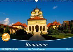 Rumänien, Alba Iulia – Karlsburg (Wandkalender 2019 DIN A3 quer) von Hegerfeld-Reckert,  Anneli