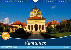 Rumänien, Alba Iulia – Karlsburg (Wandkalender 2019 DIN A4 quer)
