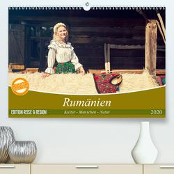 Rumänien Kultur – Menschen – Natur (Premium, hochwertiger DIN A2 Wandkalender 2020, Kunstdruck in Hochglanz) von und Jürgen Haberhauer,  Ruth