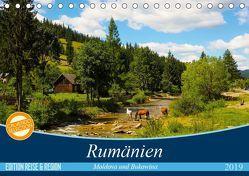 Rumänien – Moldova und Bukovina (Tischkalender 2019 DIN A5 quer) von Hegerfeld-Reckert,  Anneli