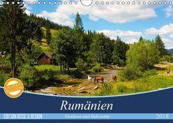 Rumänien – Moldova und Bukovina (Wandkalender 2018 DIN A4 quer) von Hegerfeld-Reckert,  Anneli