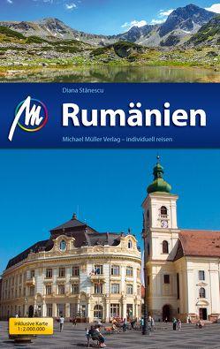 Rumänien Reiseführer Michael Müller Verlag von Stanescu,  Diana