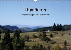 Rumänien – Siebenbürgen und Bukowina (Wandkalender 2018 DIN A3 quer) von FotografieKontor Bildschoen: Ute Löffler,  Utes