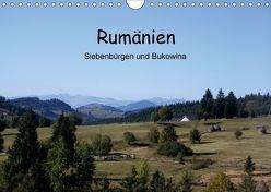 Rumänien – Siebenbürgen und Bukowina (Wandkalender 2018 DIN A4 quer) von FotografieKontor Bildschoen: Ute Löffler,  Utes