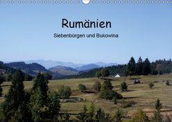 Rumänien – Siebenbürgen und Bukowina (Wandkalender 2019 DIN A3 quer)