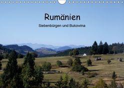 Rumänien – Siebenbürgen und Bukowina (Wandkalender 2019 DIN A4 quer)