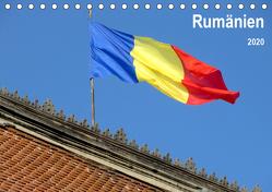 Rumänien (Tischkalender 2020 DIN A5 quer) von Gerken,  Jochen