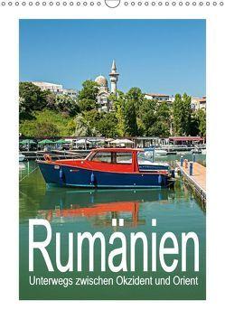 Rumänien – Unterwegs zwischen Okzident und Orient (Wandkalender 2019 DIN A3 hoch) von Hallweger,  Christian