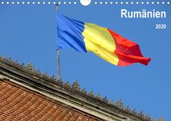 Rumänien (Wandkalender 2020 DIN A4 quer) von Gerken,  Jochen