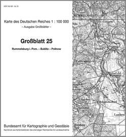 Rummelsburg in Pommern – Bublitz – Pollnow