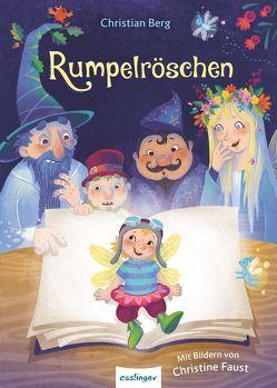 Rumpelröschen von Berg,  Christian, Faust,  Christine