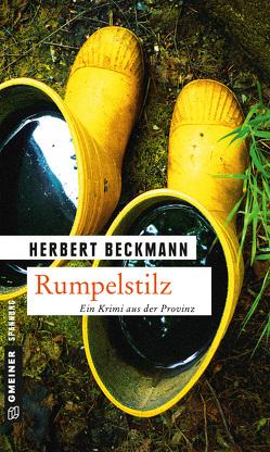 Rumpelstilz von Beckmann,  Herbert