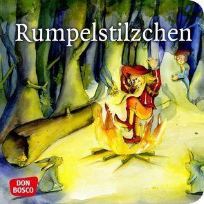Rumpelstilzchen. Mini-Bilderbuch. von Grimm Brüder, Lefin,  Petra