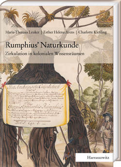 Rumphius' Naturkunde von Arens,  Esther-Helena, Kießling,  Charlotte, Leuker,  Maria-Theresia