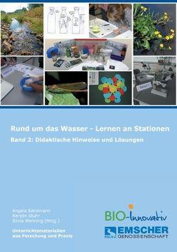 Rund um das Wasser – Lernen an Stationen von Sandmann,  Angela, Stuhr,  Kerstin, Wenning,  Silvia