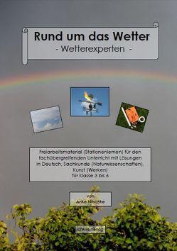Rund um das Wetter – Wetterexperten – von Nitschke,  Anke