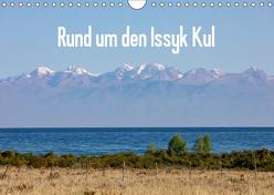Rund um den Issyk Kul (Wandkalender 2019 DIN A4 quer) von Rusch,  Winfried