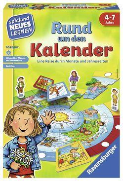 Rund um den Kalender von Walch,  Helmut