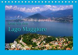 Rund um den Lago Maggiore (Tischkalender 2020 DIN A5 quer) von Neurohr,  Heinz